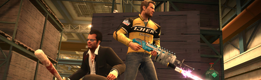 Frank West Dead Rising 2
