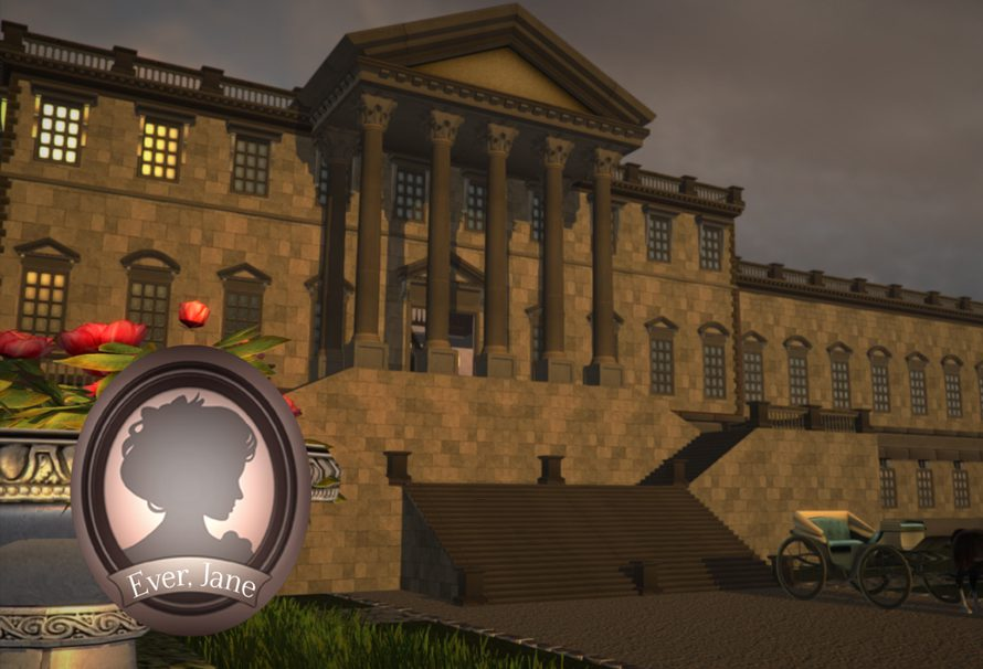 Ever, Jane – A New MMORPG Set In The Jane Austen Universe