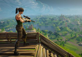 Fortnite's Battle Royale Mode Launched With Over 1 Million Players