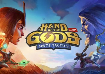 Hand of the Gods: Smite Tactics Now On Steam