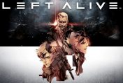 Square Enix New Game Left Alive Trailer Revealed