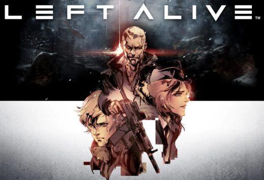 Square Enix New Game Left Alive Trailer Revealed
