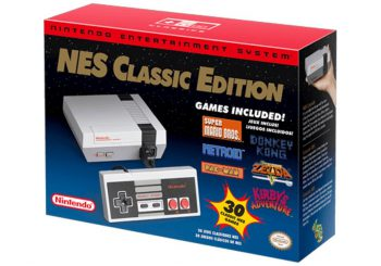 Nintendo Announce NES Mini Is Back For Next Summer