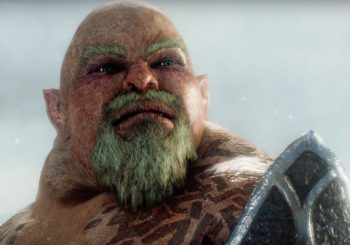 Shadow Of War Executive Producer Immortalised As Orc Slayer
