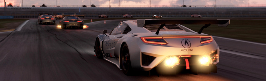 Project Cars 2 Track