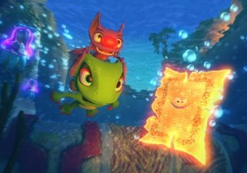 Yooka-Laylee On Nintendo Switch Delayed By Unity Issues