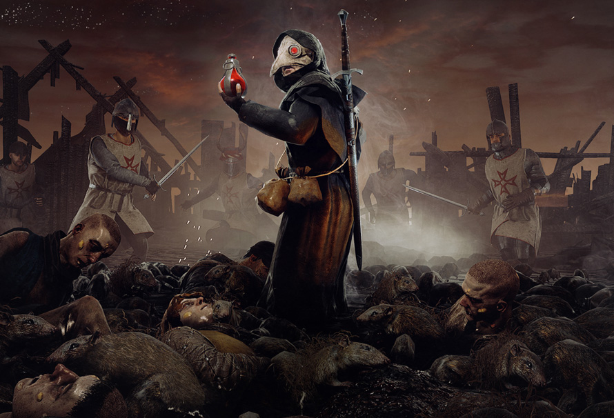 the black death plague during the fourteenth century across the world