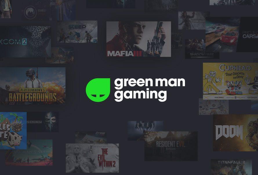 Green Man Gaming Top 10 Sales Chart 27th October