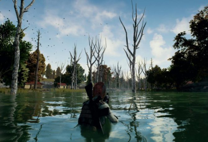 PUBG Hit With Negative Reviews Following In-game Ads In China