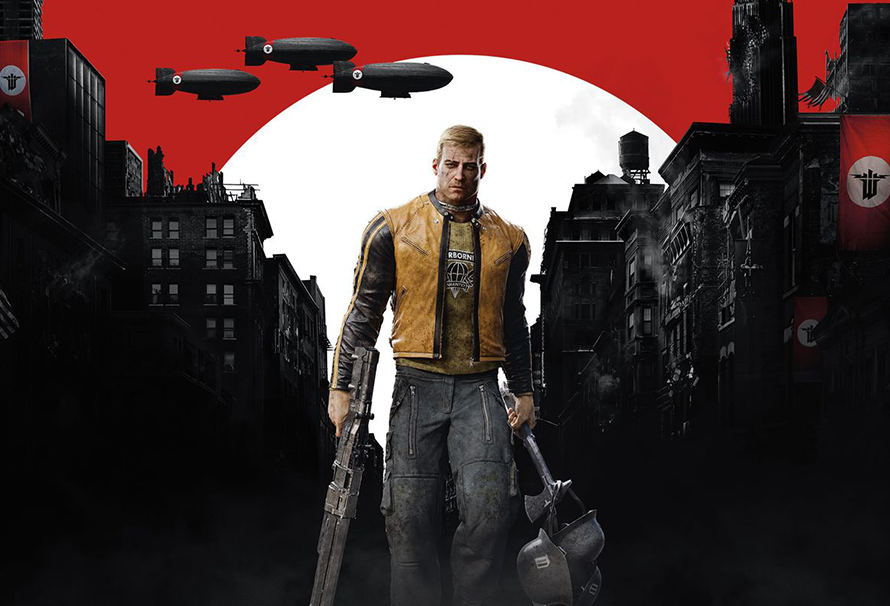 Chart Expert Game – Win a copy of Wolfenstein II: The New Colossus