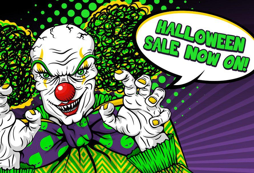 Green Man Gaming's Halloween Sale FAQ