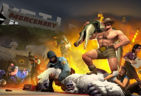 Jungle Inferno Announced For Team Fortress 2