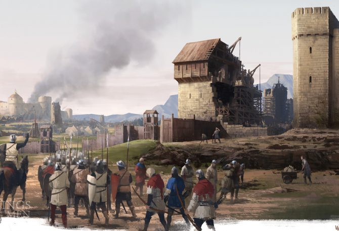 Of Kings and Men's De Re Militari Update Is Live