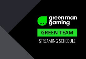 Green Team Streamer Schedule - 10th to 12th November