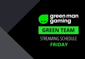 Green Team Streamer Schedule - 15th to 17th December