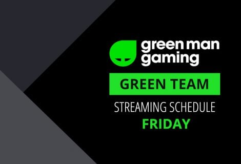 Green Team Streamer Schedule - 17th November