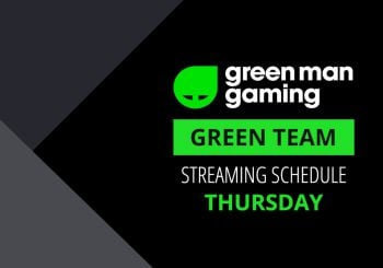 Green Team Streamer Schedule - 4th January