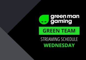 Green Team Streamer Schedule - 3rd January