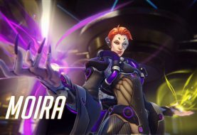 Overwatch New Hero Moira is Live Now