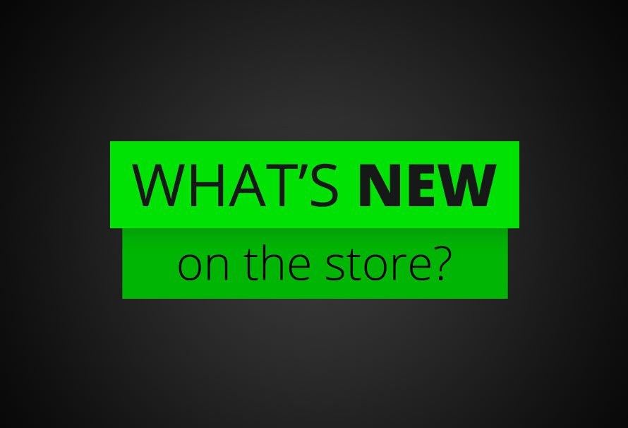 What's New On The Store 4th December 2017