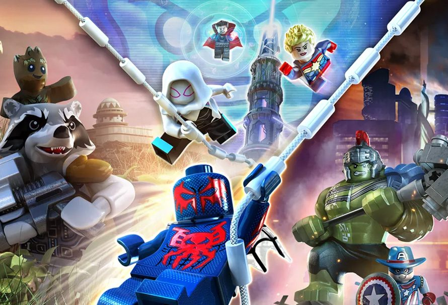 LEGO Marvel Super Heroes 2 Makes LEGO Feel Fresh