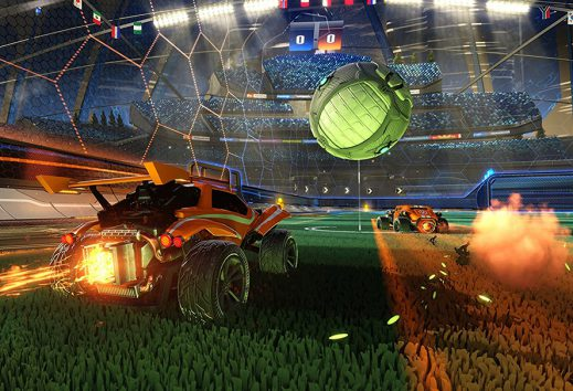 Esports Corner - Forget Dota 2 and League of Legends, we've got flying cars and football this weekend