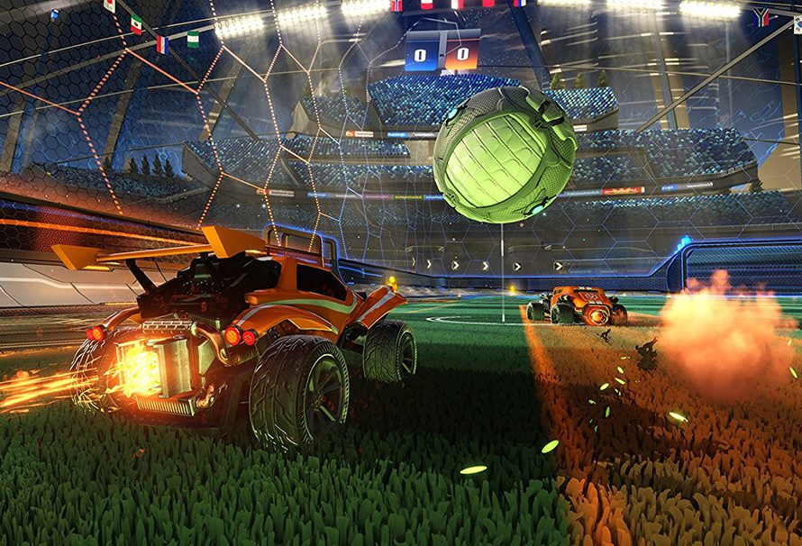 Esports Corner – Forget Dota 2 and League of Legends, we've got flying cars and football this weekend