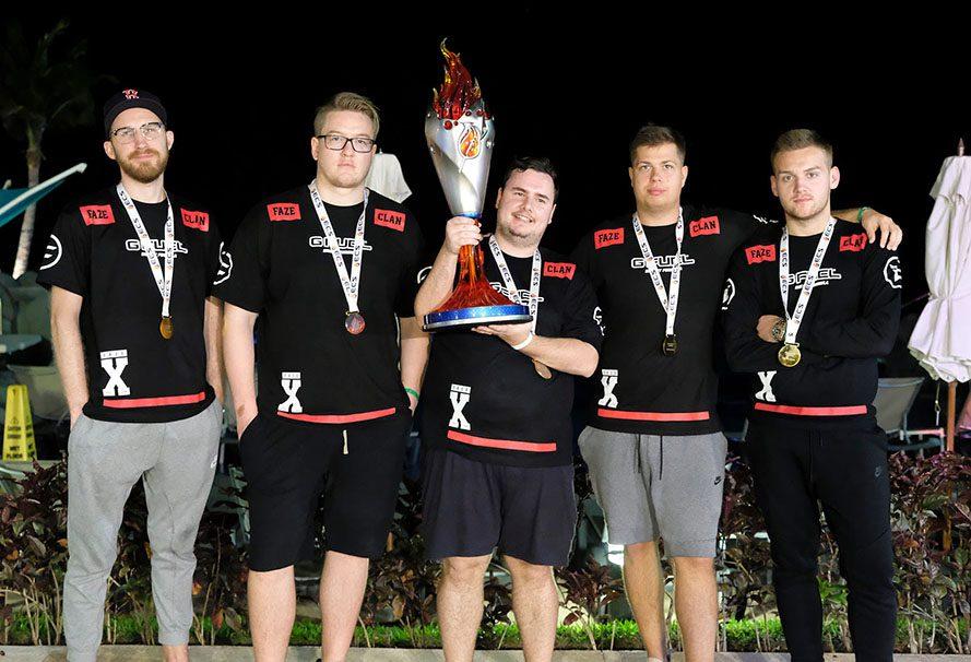 Esports Corner: FaZe send SK a 2018 warning as they edge past mouz