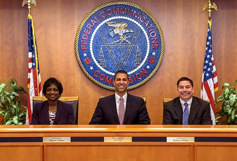 FCC Votes to End Net Neutrality