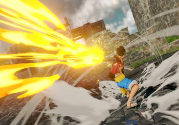 One Piece World Seeker Announced for 2018