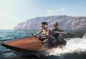 PLAYERUNKNOWN'S BATTLEGROUNDS to get New Aquarail Jet Ski
