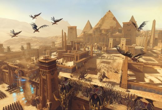 Warhammer II: Rise of the Tomb Kings DLC detailed