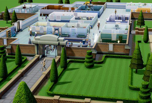 Sega lifts lid off Two Point Hospital