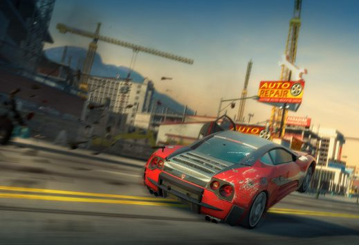 Burnout Paradise HD Remaster Out in Japan in March
