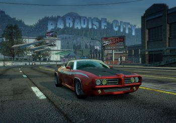 Burnout Paradise Remastered tops UK charts 10 years after original