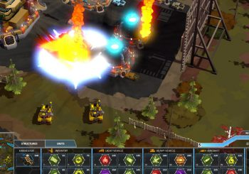 Forged Battalion enters Steam Early Access