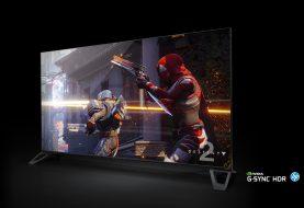 Nvidia unveils 65-inch 4K gaming monitors