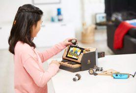 Nintendo Labo transforms Switch into a cardboard toybox