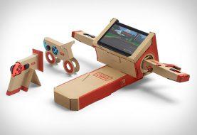 Nintendo Labo kits now ready for pre-order