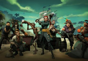 Sea of Thieves hits the ocean waves