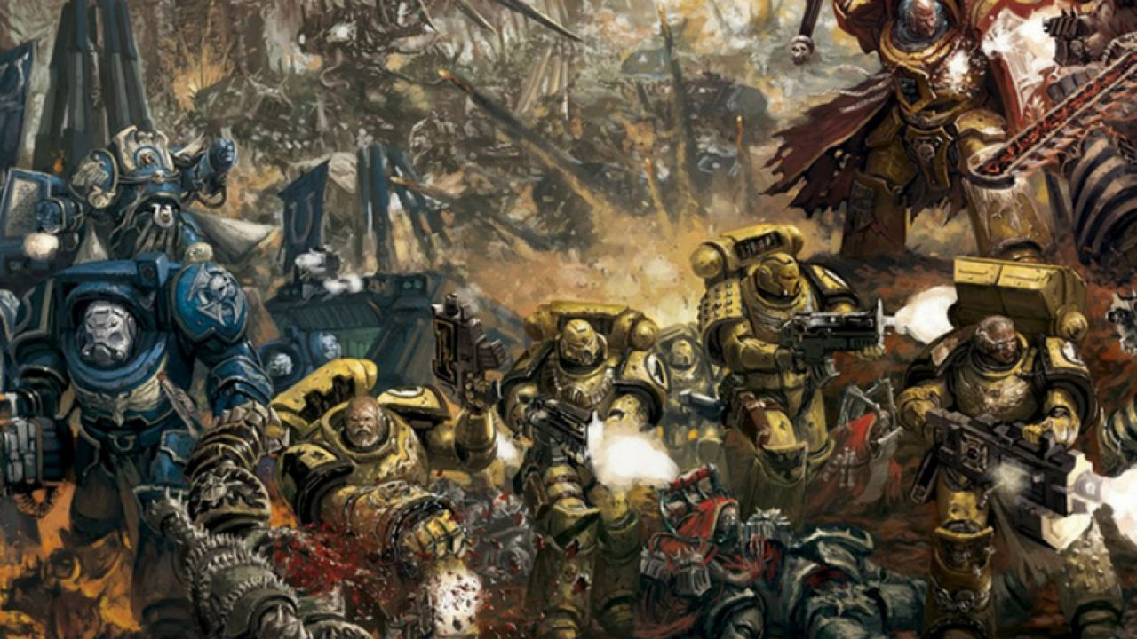 Every Warhammer 40k Faction Rated From Worst to Best - Green