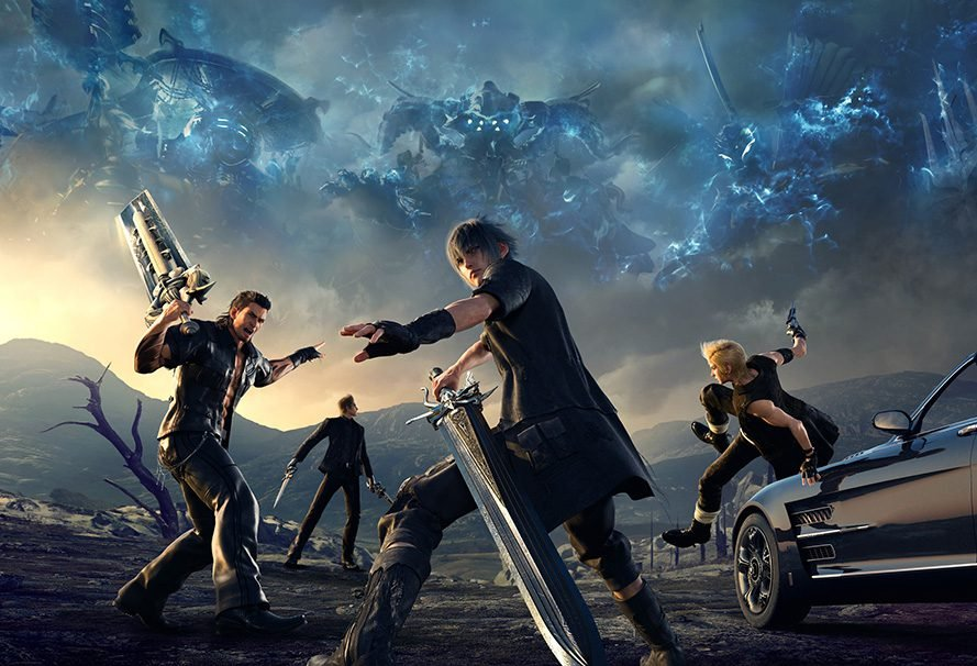Final Fantasy XV for PC now available for pre-order