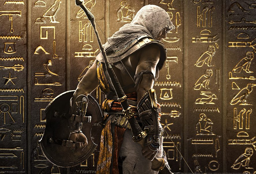 6 Reasons Why Assassin S Creed Origins Is For The Haters Green Man Gaming Blog