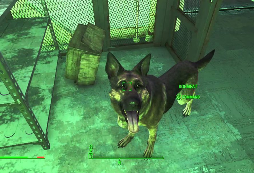 Year of the Dogmeat: Fallout 4's Canine Companion