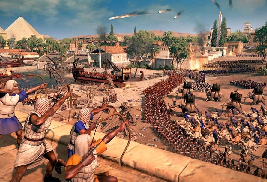 Culture Pack DLC shifts Total War: Rome II to the Desert Kingdoms