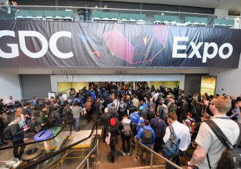 We're at GDC 2018, meet us at UKIE and Intel booths
