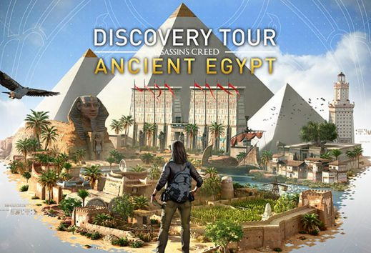 Our Top 25 Greatest Moments in Assassin's Creed Origins: Discovery Tour