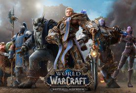 Kul Tiran Humans bring bigger body shapes to World of Warcraft