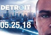 Detroit: Become Human set for 25 May release