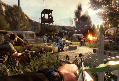 Dying Light's Bad Blood Battle Royale extension enters play-testing